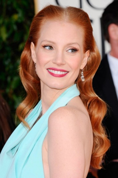 Jessica-Chastain-Golden-Globes-2013-beauty