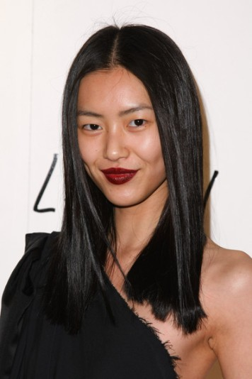 Liu+Wen+Long+Hairstyles+Long+Straight+Cut+YRtizAWF26hl