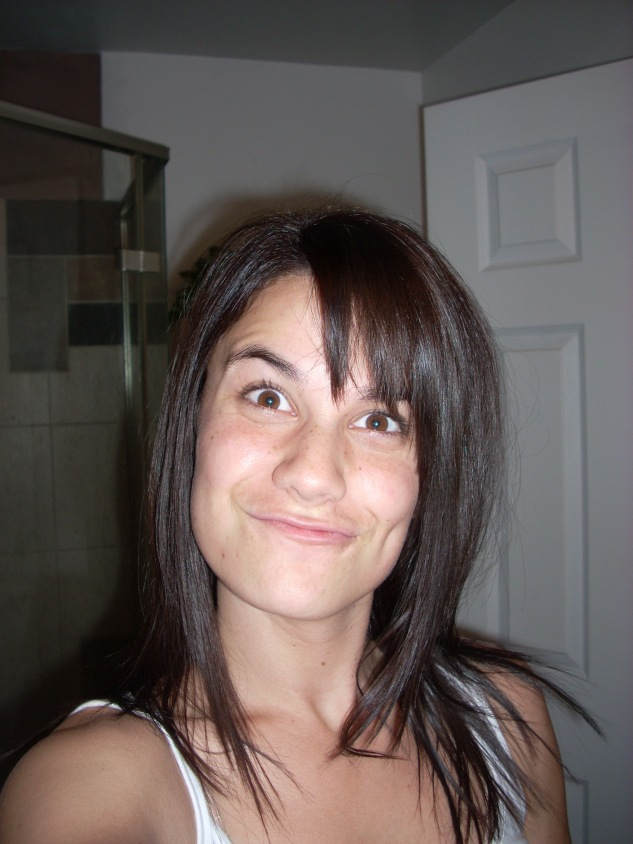 October 2008 hair