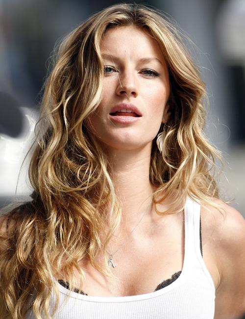 Gisele Bundchen Hair Thebrightblush