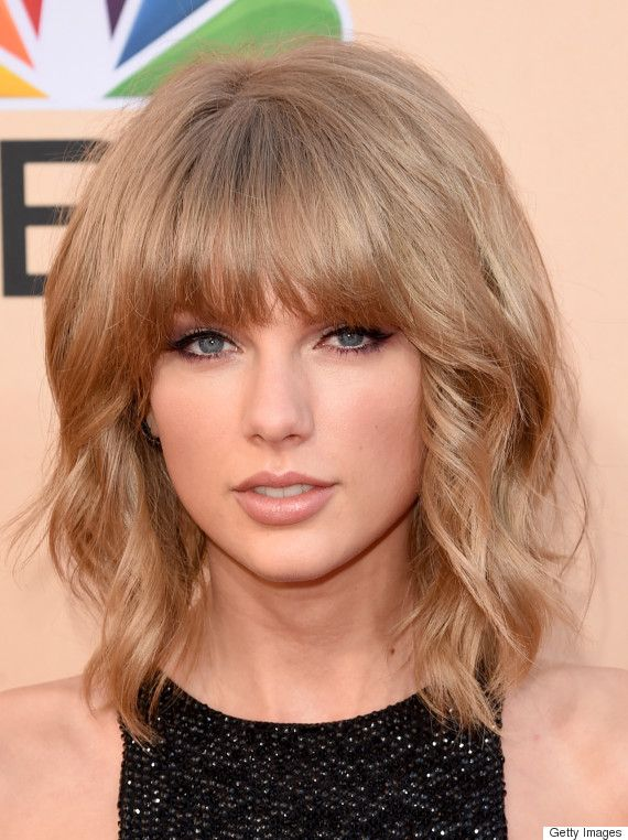 Attends The 2015 IHeartRadio Music Awards Which Broadcasted Live On NBC  From The Shrine Auditorium On. We Can Blame Taylor Swift ...